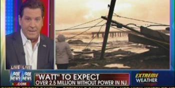 Eric Bolling Demands FEMA Money For NJ When He Hates Gov't Spending