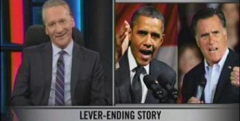 Maher: 2012 Election Win-Win: If Obama Wins, America Wins And If It's Romney, Comedy Wins