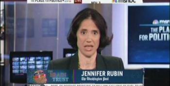 Jennifer Rubin Dismisses Voter Suppression Concerns As 'Sour Grapes'