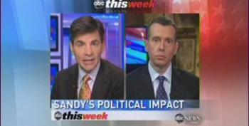 David Plouffe: Giuliani Running Around Campaigning For Romney And 'Popping Off'