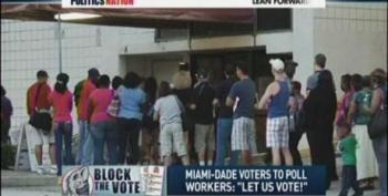 Florida's Early Voting Fiasco