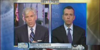 Plouffe: Politicization Of Benghazi Attack 'Has Been Unprecedented'