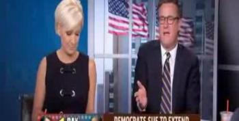 Scarborough Repeatedly Shouts 'Benghazi!' To Block Voter Suppression Talk