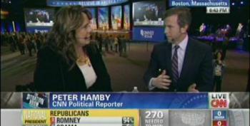 CNN Reporter: Romney Campaign Internal Polling - Obama Plus Five In Ohio