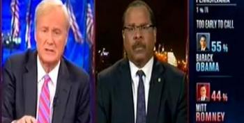 Ken Blackwell Blames Long Lines On African-American Turnout Machine