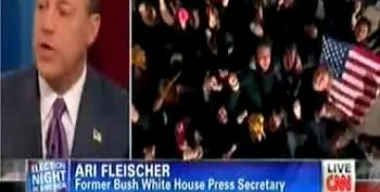 Ari Fleischer: Republican Party Will Never Embrace LGBT And Women's Rights