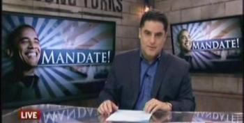 Uygur: If Bush Had A Mandate, Then President Obama Has A Giant Mandate