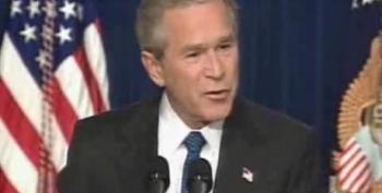 Bush's Political Capital