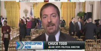 Chuck Todd: Republicans Will Increase Revenues In Exchange For Raising Retirement Age