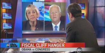 On This Week: Hurry, Hurry, The Fiscal Cliff Is Coming Up!