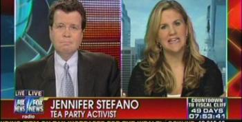 Tea Partier Stefano Demands 'Serious Conversation' On Closing Tax Loopholes