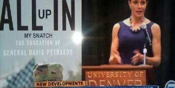 ABC Denver Runs Photoshopped Cover For Paula Broadwell's Book