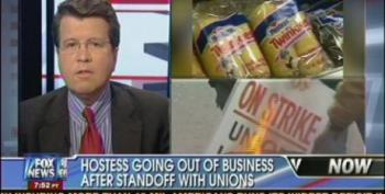 Fox Blames Union For Hostess Bankruptcy