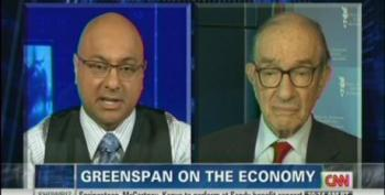 Alan Greenspan Continues The Fearmongering Over The 'Fiscal Cliff'