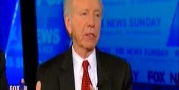 Lieberman On McCain, Graham: 'My Two Amigos' Wrong On Benghazi Hearings