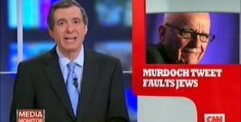 Kurtz Rips Murdoch For 'Atrocious' Tweet Suggesting 'Jewish' Press Have Hidden Agenda