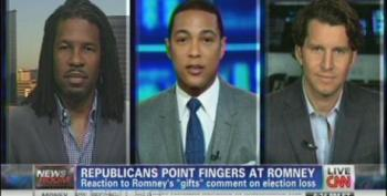 Will Cain: Romney's 'Gifts' Remarks 'Were Not Inaccurate'