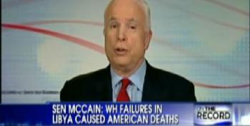 McCain Backs Off Benghazi Conspiracy Theories, But Still Doesn't Like Susan Rice