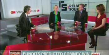 Howard Kurtz Misses The Forest For The Trees On Media's Horrid Election Coverage
