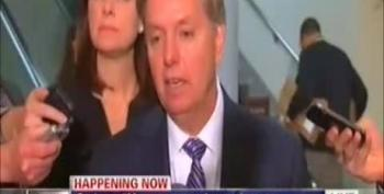 Lindsey Graham Suggests Susan Rice Opposition Is Payback For John Bolton