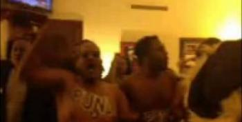 Three Arrested As Naked Protesters Storm Boehner's Office Over Budget Cuts