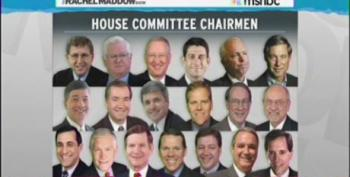 House GOP Will Have 19 White Men As Committee Chairs In Next Congress