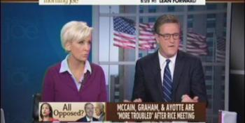 Joe Scarborough Calls McCain And Graham Attacks On Rice A 'Clown Show'