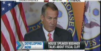 John Boehner: Raising Debt Limit Will Have 'Price Tag'