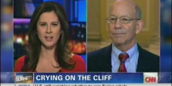 Rep. DeFazio Pushes Back At Erin Burnett's Fearmongering Over 'Fiscal Cliff'