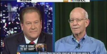 Rep. DeFazio Explains Why Democrats Shouldn't Cede Ground On Safety Net Programs