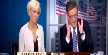 Scarborough To Republicans: Quit Budget Talks If Obama Can't Get Along Like Clinton And Gingrich Did