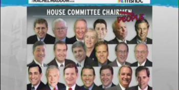 House Republicans Finally Appoint One Female Committee Chair