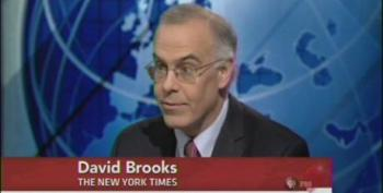 David Brooks Accuses Obama Of 'Chest Thumping Stick In The Eye' To Republicans