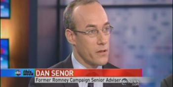 Dan Senor Accuses Obama Of Humiliating Republicans With Opening Fiscal Offer