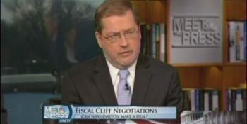 Norquist: 'Tea Party' Two Is Going To Dwarf 'Tea Party' One