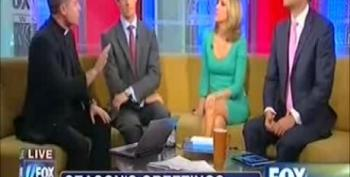 Catholic Priest To 'Fox And Friends': 'Silly' For You To Be 'So Angry About This War On Christmas'