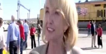 Jan Brewer: 'I Probably Don't Believe' Climate Change Is Man Made