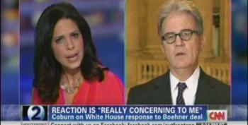 Tom Coburn Attempts To Give Boehner Cover On Fiscal Stalemate