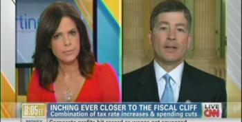 Rep. Hensarling Can't Explain Why Republicans Won't Vote For Middle Class Tax Cuts