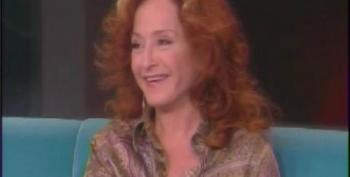 On The View, Bonnie Raitt Discusses Her Seven-year Hiatus In A Time Of Personal Loss