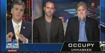 Hannity Helps Push New Breitbart Film Attacking Occupy