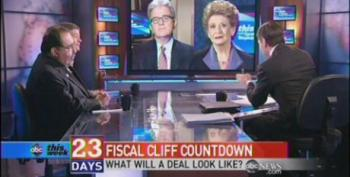Sen. Stabenow: Middle Class Always Asked To Carry The Brunt