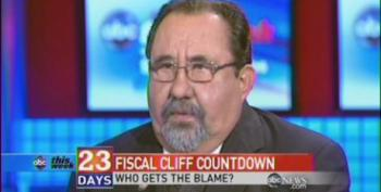Grijalva: You Can't Blame Deficit On SS, Medicare, Medicaid