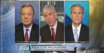 Rep. Kevin McCarthy Pretends Republicans Got Their Mandate On Raising Medicare Age
