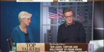 Joe Scarborough Claims 'Zero Dark Thirty' Proves Torture Works