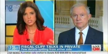 Soledad Grills Jeff Sessions: 'You Hurt People Who Need Food' With Food Stamp Cuts