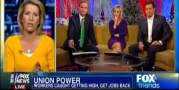 Fox Paints Labor Unions As A Bunch Of Boozers And Stoners