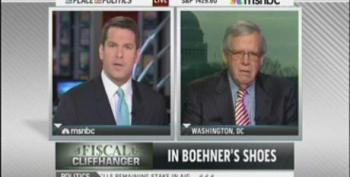 MSNBC's Roberts Allows Fmr. Spkr. Hastert To Blame Two Unfunded Wars Off The Books On 9-11