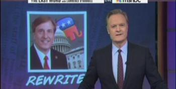 Lawrence O'Donnell On Why Republicans Should Never Quote Lincoln On Taxes