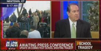 Huckabee Attempts To Walk Back Comments On Removal Of God And School Shooting